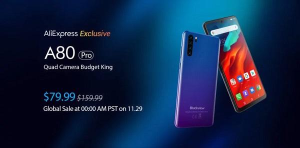 Blackview A80 Pro Price