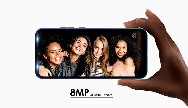 Tecno POP 3 Plus Selfie Camera