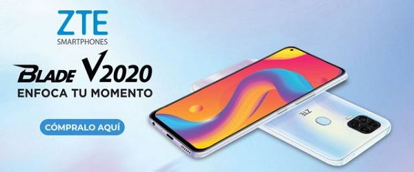 ZTE Blade V2020 launched in Mexico