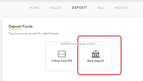 How to Buy, Deposit, Withdraw Bitcoin on YellowCard