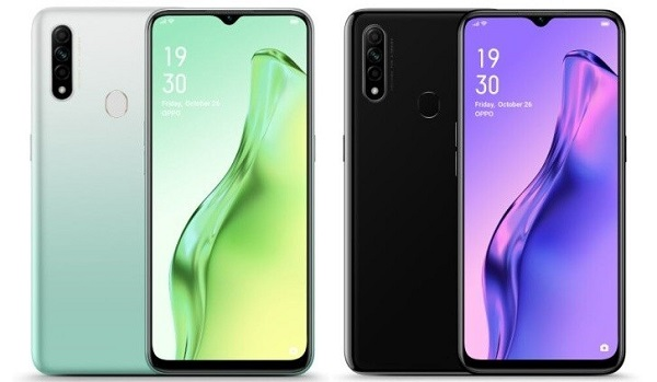 Oppo A31 In Colors