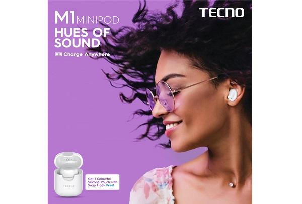Tecno Minipod M1 launched