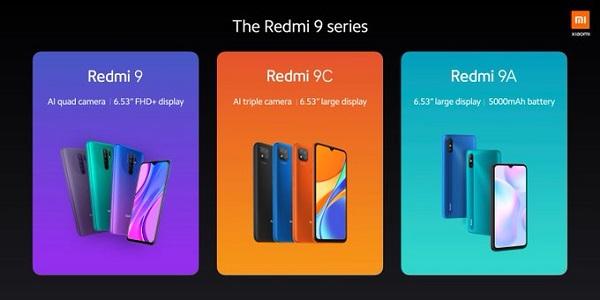 Xiaomi Redmi 9 series launched in Nigeria1