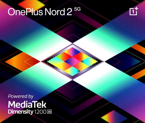OnePlus Nord 2 to use MediaTek Dimensity 1200 SoC