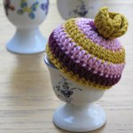 crochet egg cosy
