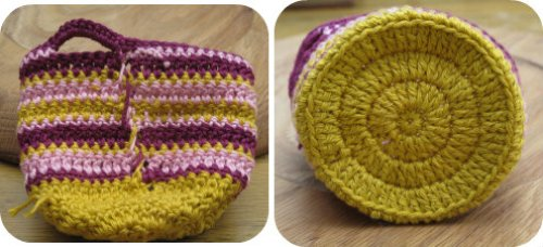 crochet pot cover pattern