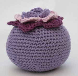 crochet kit pincushion
