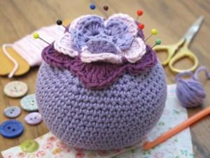 star flower crochet kit