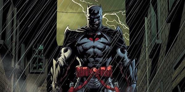 cinto utilitário batman
