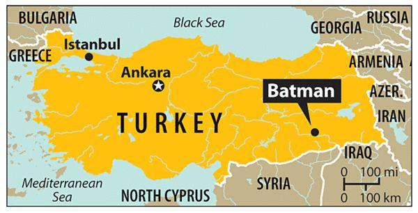 batman turco