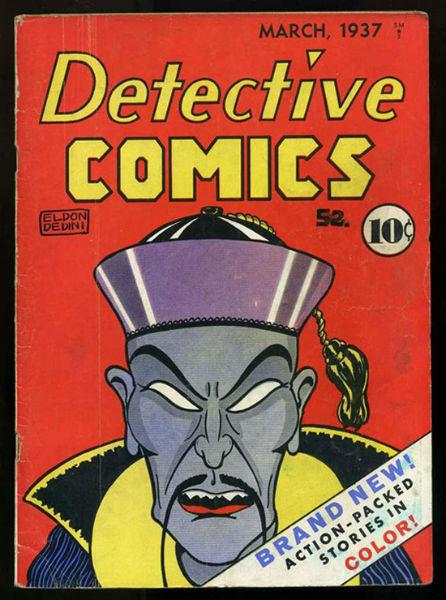 detetive quadrinhos