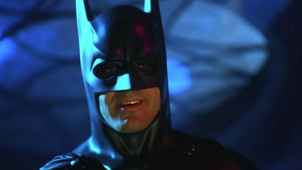 george clooney batman robin