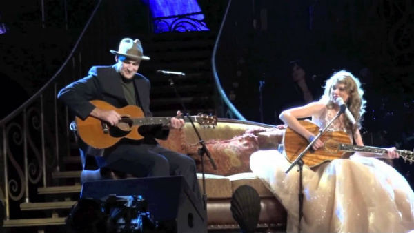 Taylor Swift James Taylor