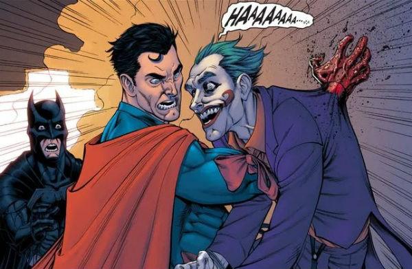 Coringa do super-homem