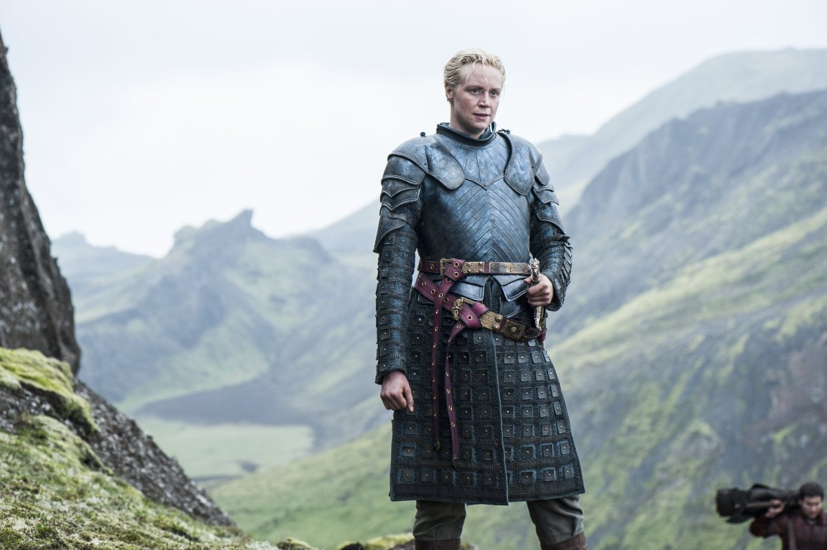 Game of Thrones: What Gwendolyn Christie Loves Most About Her Character and Why Sansa is Woke