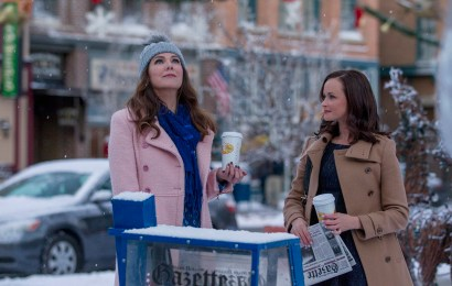 Gilmore Girls: A Year in the Life (courtesy of Netflix)