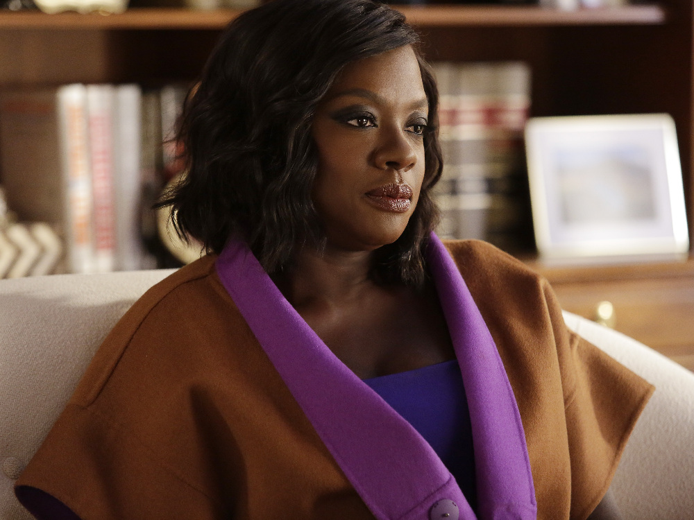 "HOW TO GET AWAY WITH MURDER - ""There Are Worse Things Than Murder"" - With her job on the line, Annalise fights back against the Middleton University Board. Meanwhile, secrets are exposed as the Keating 5 compete to take on the case of a battered woman accused of murdering her husband, on ""How to Get Away with Murder,"" THURSDAY, SEPTEMBER 29 (10:00-11:00 p.m. EDT), on the ABC Television Network. (ABC/Nicole WIlder)"