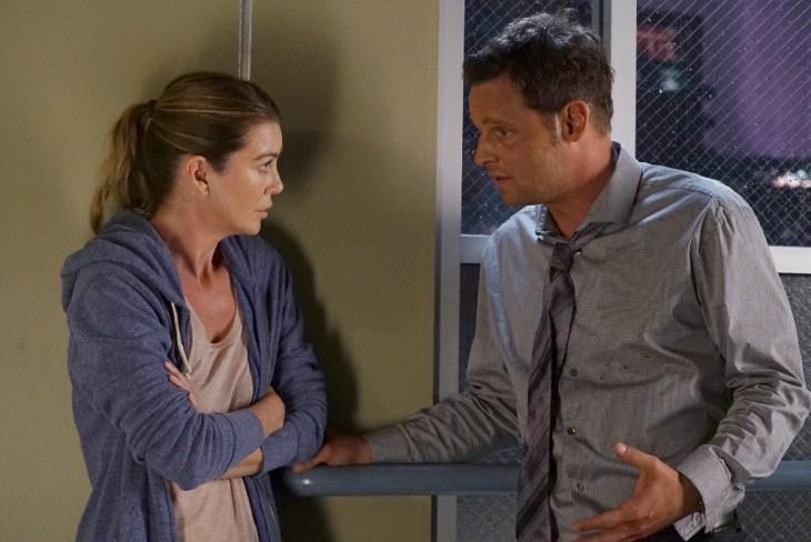 Greys Anatomy Review Undo Season 13 Episode 1 Tell Tale Tv