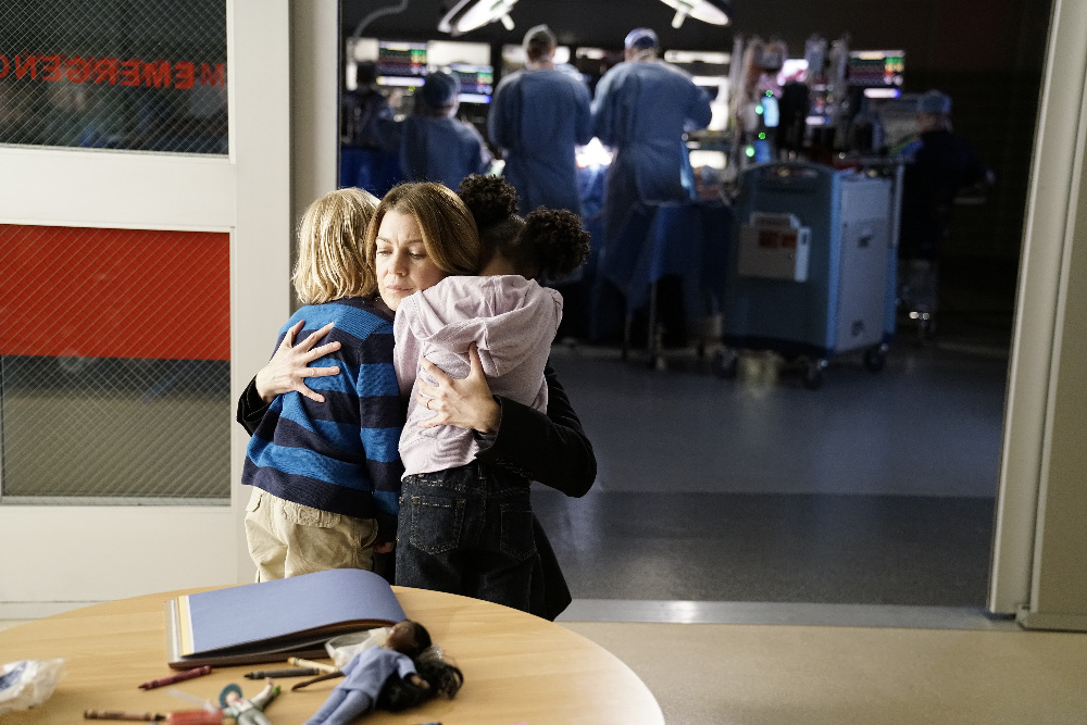 Grey\'s Anatomy Review: The Room Where it Happens (Season 13 Episode ...