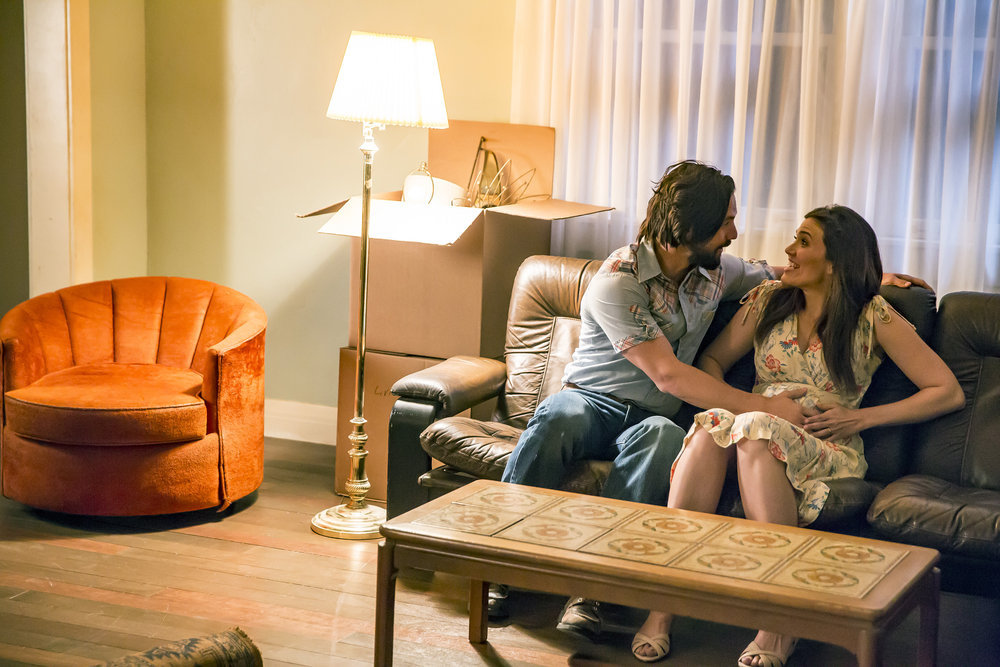 This Is Us - Jack and Rebecca
