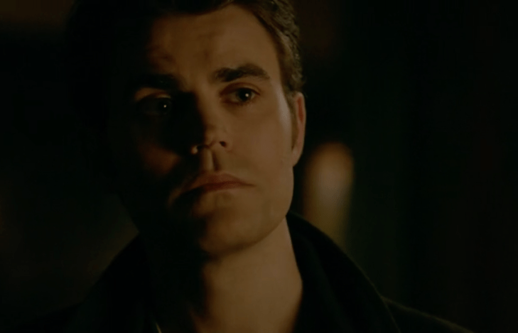 Human Stefan - The Vampire Diaries 8x12