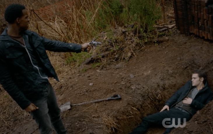 Dorian and Stefan - The Vampire Diaries 8x13