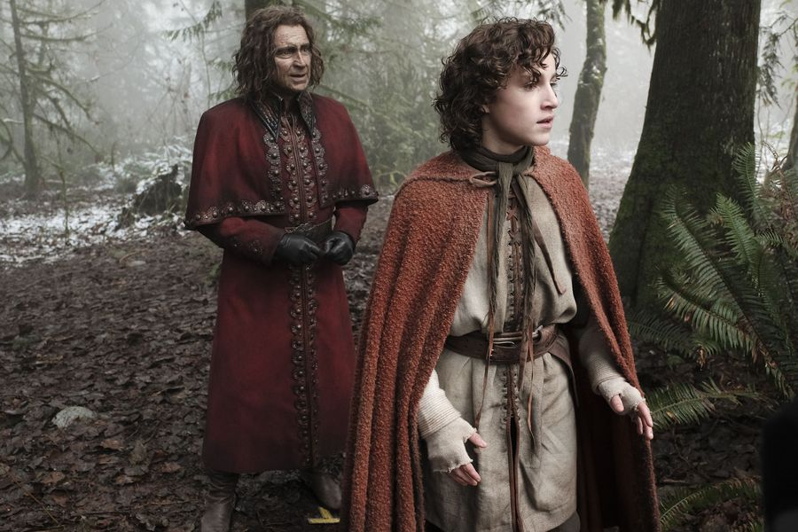 Once Upon a Time Review: Ill-Boding Patterns (Season 6 Episode 13)