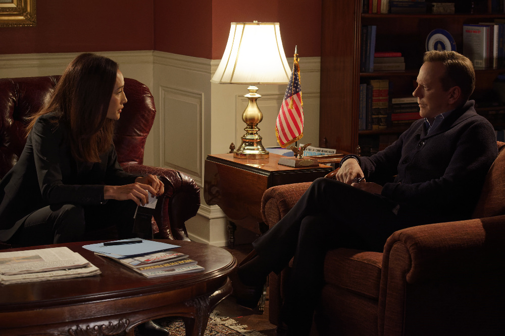 Designated Survivor Review: Backfire (Season 1 Episode 13)