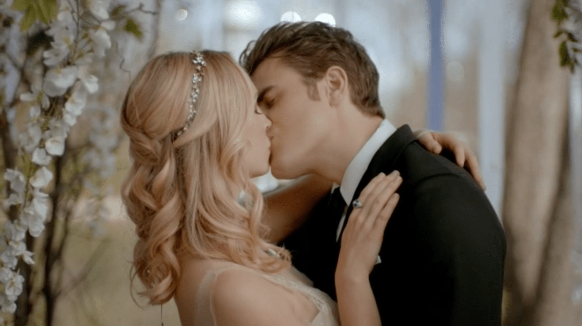 The Vampire Diaries Review: We're Planning a June Wedding (Season 8 Episode 15)