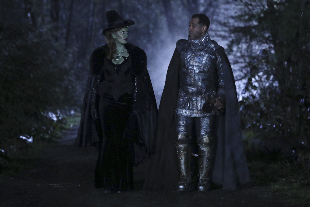 Once Upon a Time Preview: Witchy Women