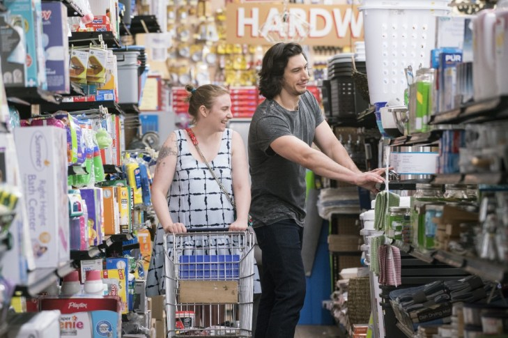 Girls Season 6 Episode 8 - Lena Dunham, Adam Driver
