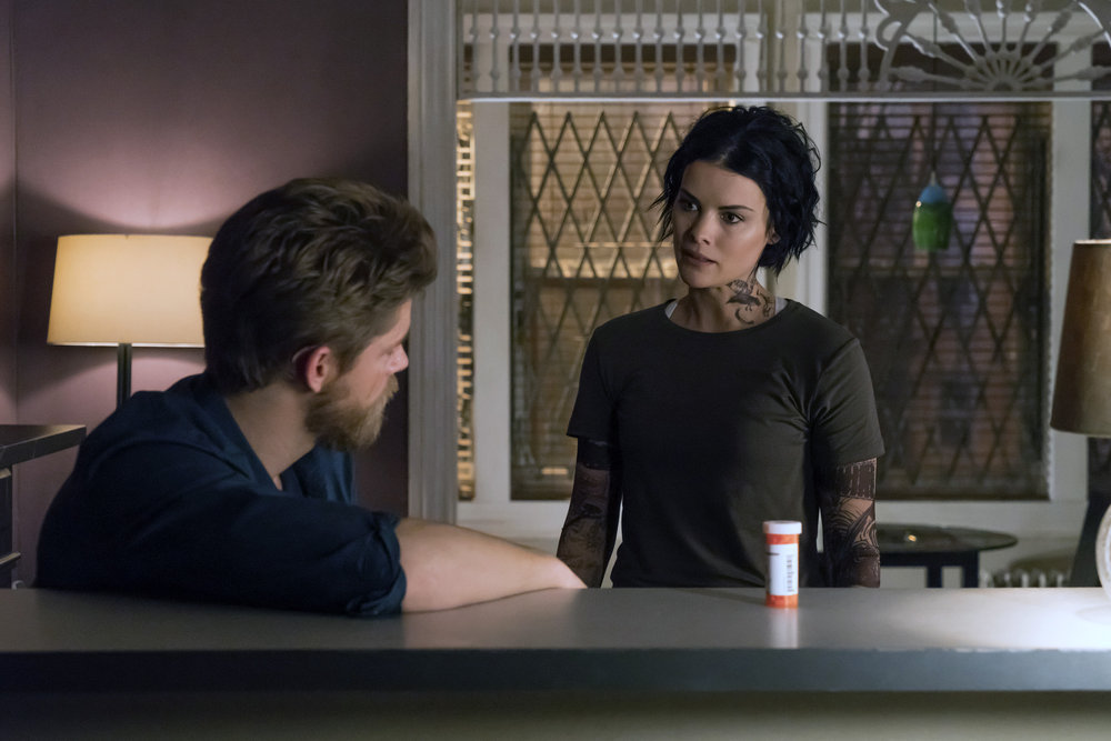 Blindspot Photo Preview: What is Shepherd Up to in Bangkok?