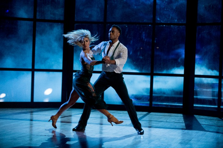 "DANCING WITH THE STARS - ""Episodes 2410"" - After weeks of stunning competitive dancing, the final three couples advance to the finals of ""Dancing with the Stars,"" live, MONDAY, MAY 22 (8:00-9:01 p.m. EDT), on the ABC Television Network. (ABC/Eric McCandless)"