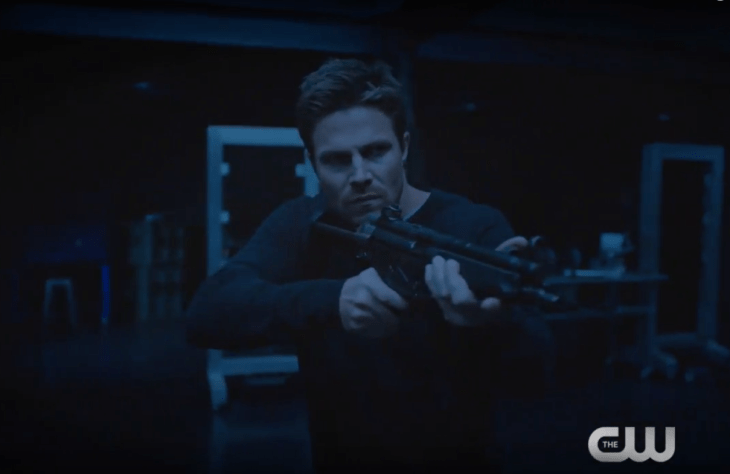 Arrow Season 5 Episode 20 Underneath