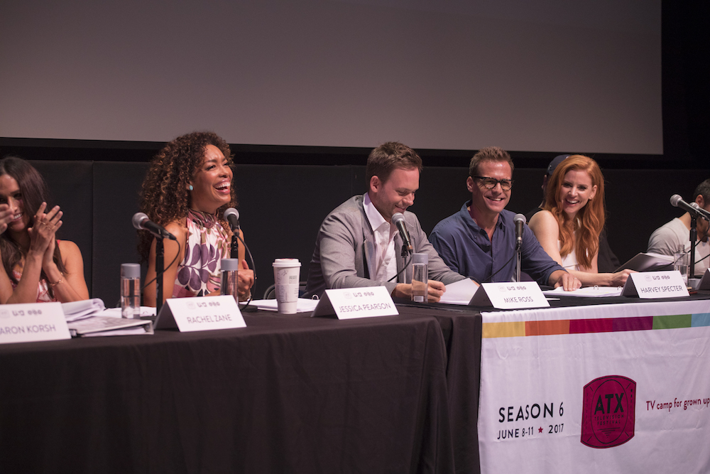 'Suits' Celebrates 100th Episode with a Special Script Reading at the ATX Television Festival