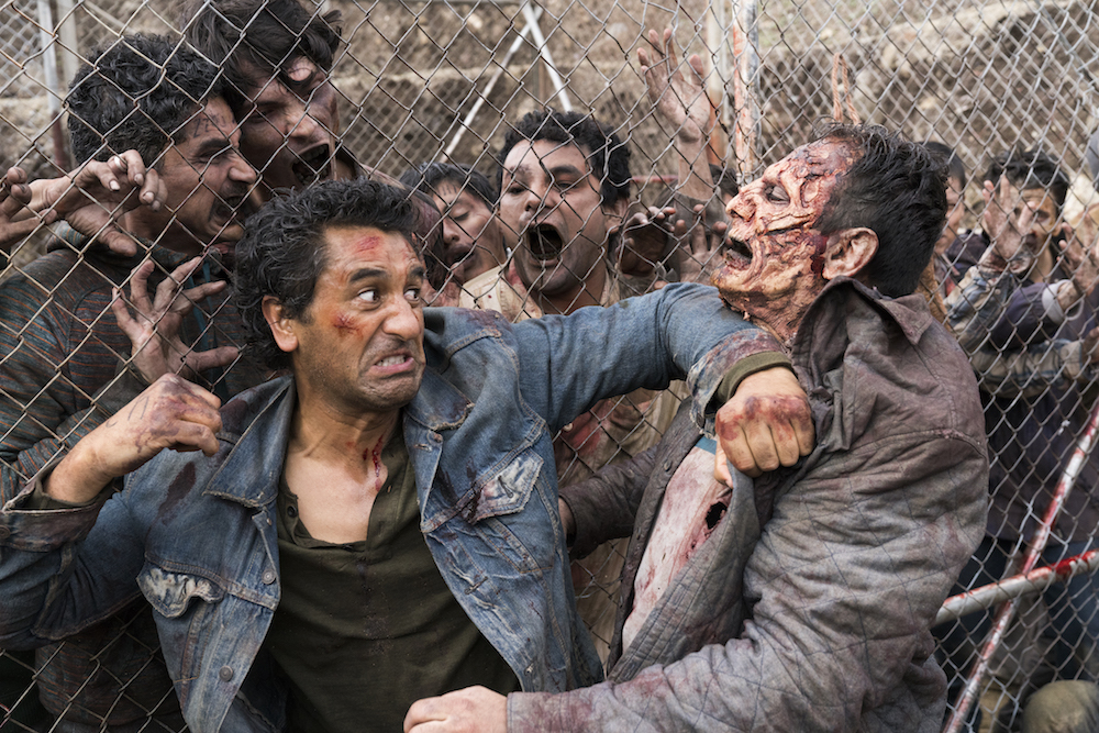 Fear the Walking Dead Review: Eye of the Beholder/ The New Frontier (Season 3 Episodes 1 and 2)
