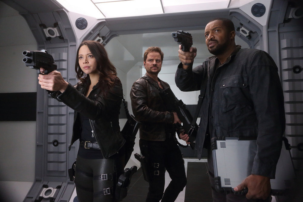 Dark Matter Review: Being Better Is So Much Harder; It Doesn't Have To Be Like This