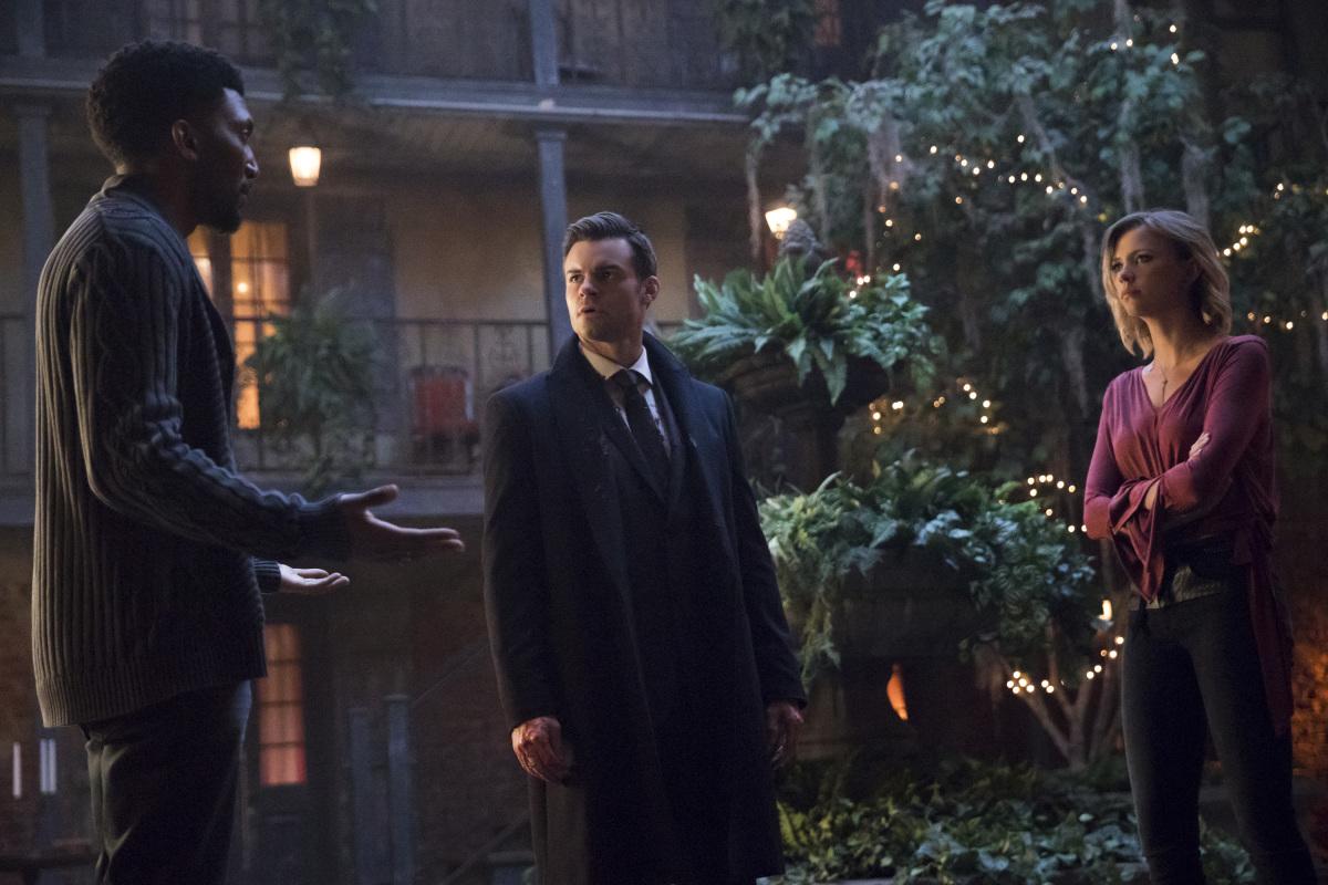 The Originals Review: Voodoo Child (Season 4 Episode 12)