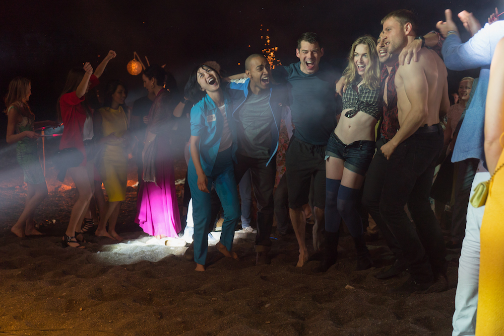 Sense8 Two-Hour Special Coming to Netflix!