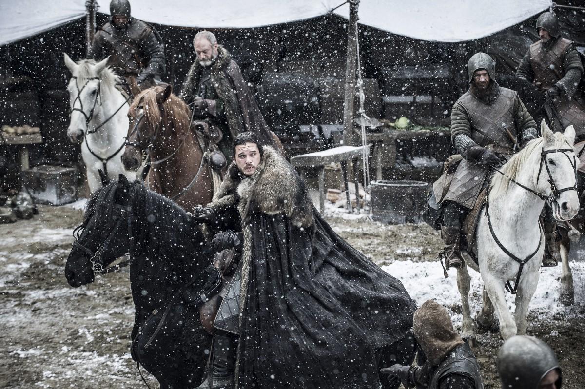 Game of Thrones Review: Stormborn (Season 7 Episode 2)