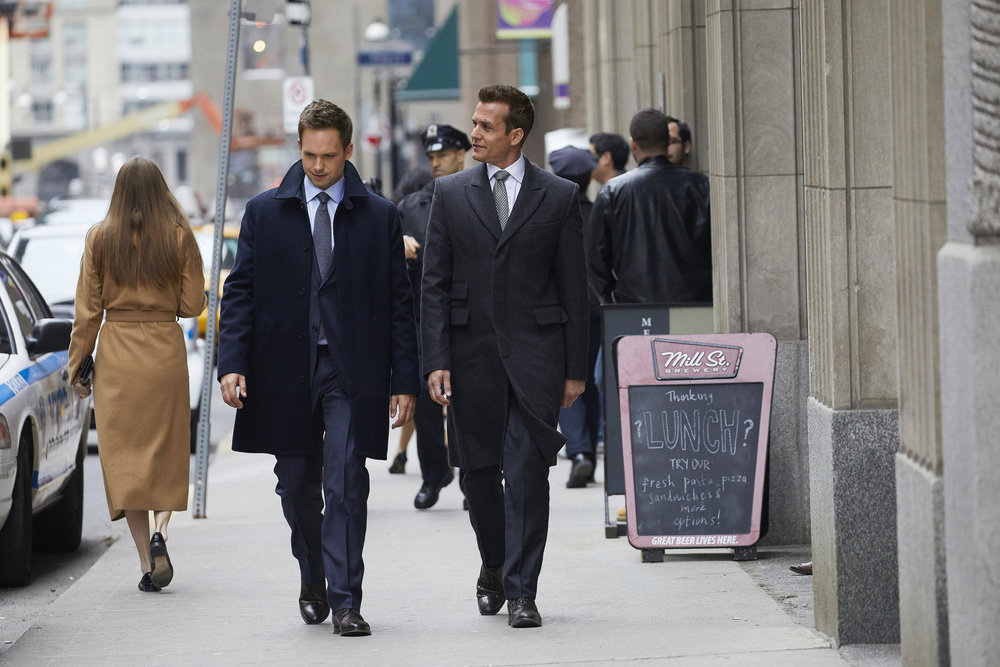 Suits Review: Divide and Conquer (Season 7 Episode 4)