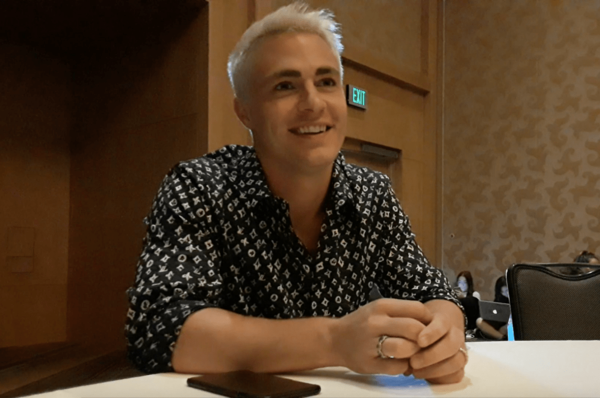 Colton Haynes Talks the Return of Jackson Whittemore and 'Teen Wolf' Season 6B [Video]