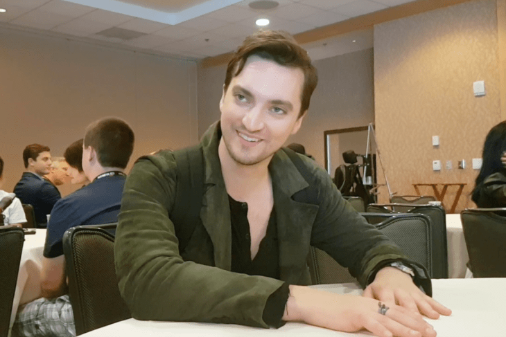 Richard Harmon Talks The 100 at San Diego Comic-Con