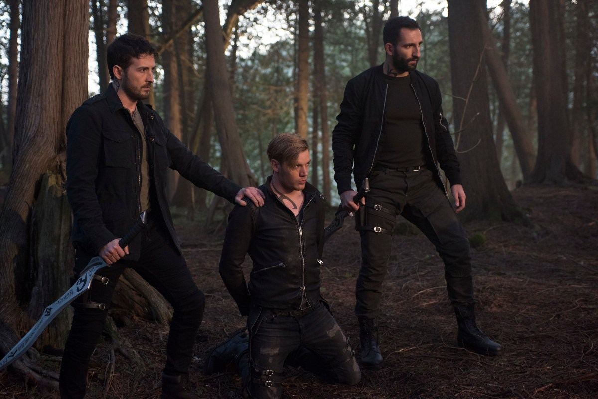 Shadowhunters Review: Beside Still Water (Season 2 Episode 20)