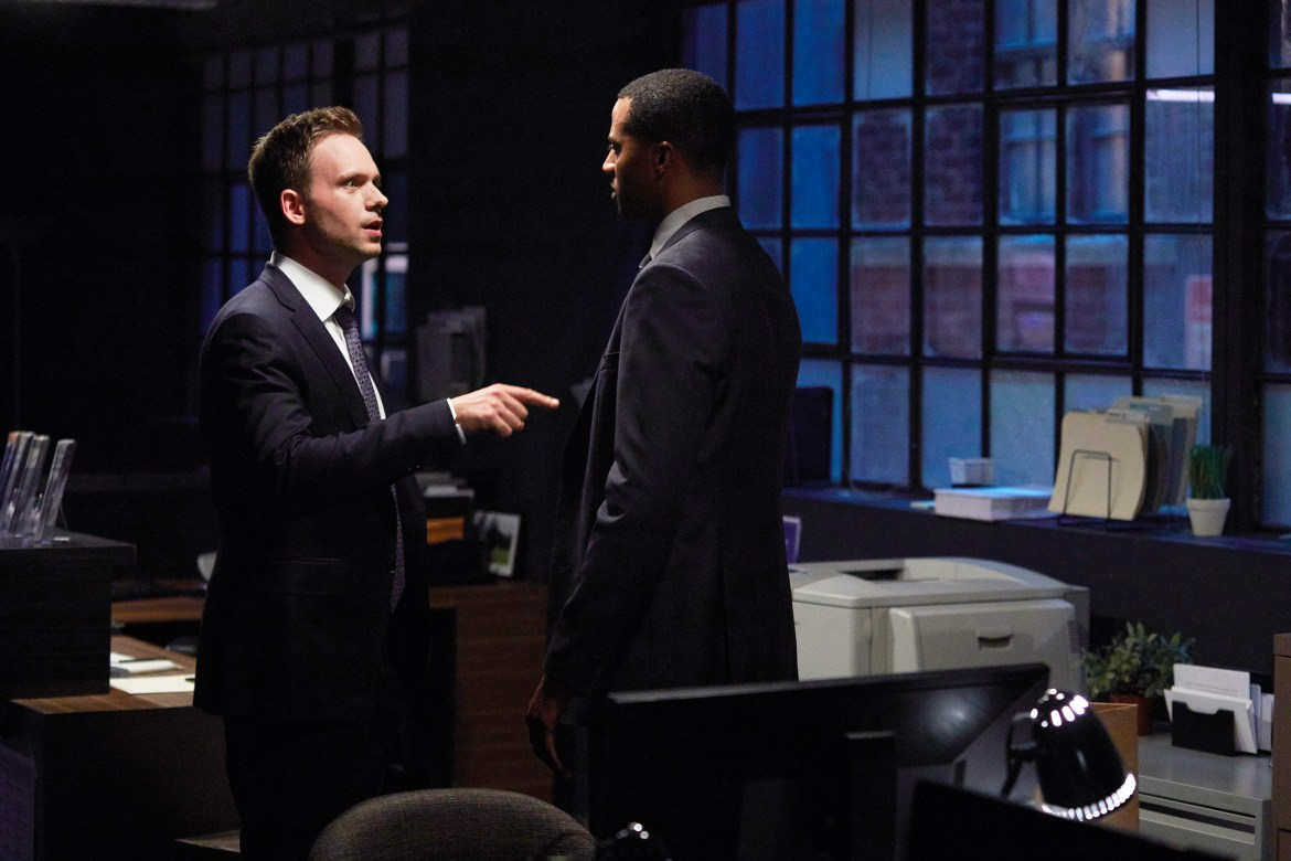 Image result for suits home to roost