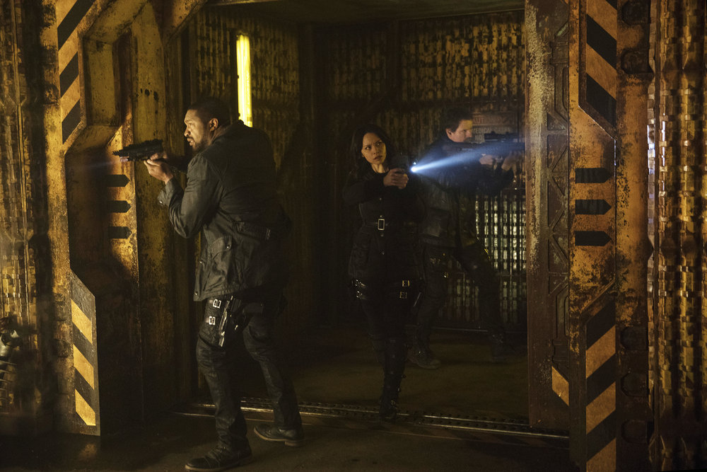 Dark Matter Review: The Dwarf Star Conspiracy (Season 3 Episode 11)