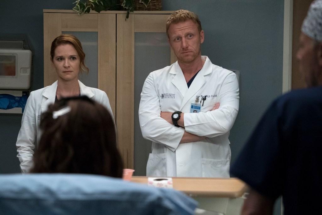 Preview — Grey\'s Anatomy Season 14 Episode 4: Ain\'t That a Kick in ...
