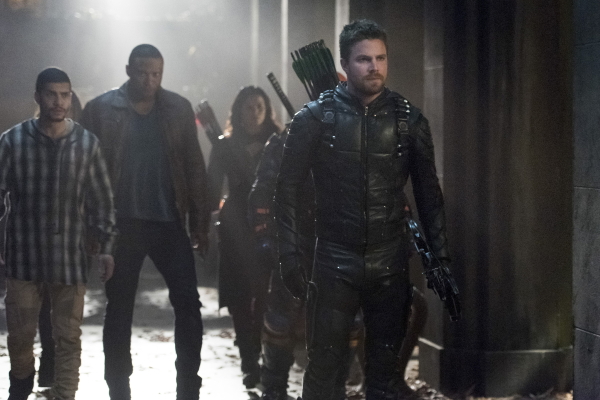 How Stephen Amell Felt About Playing a Villain — and More Things We Learned About 'Arrow' at Heroes and Villains Fan Fest: San Jose