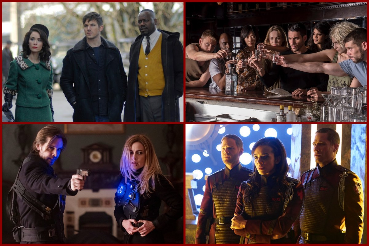 20 Sci-fi and Fantasy TV Shows We Loved in 2017