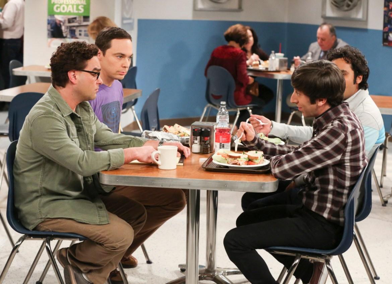 "The Big Bang Theory - ""The Novelization Correlation"""